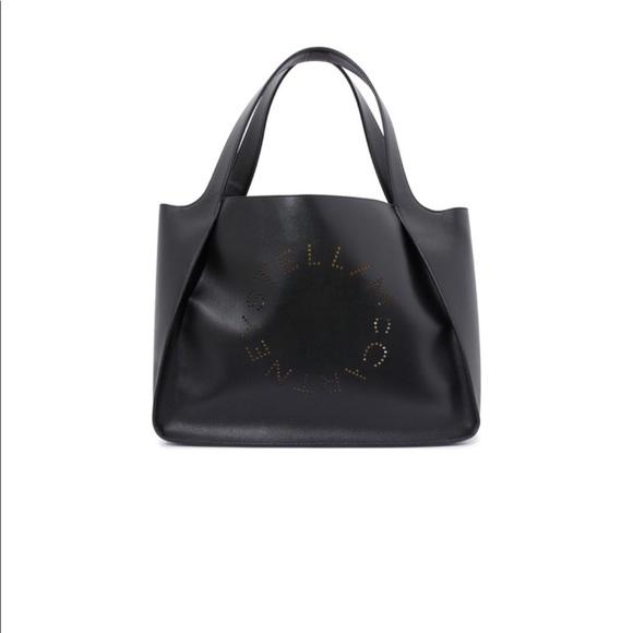 Stella McCartney Handbags - Stella McCartney logo tote